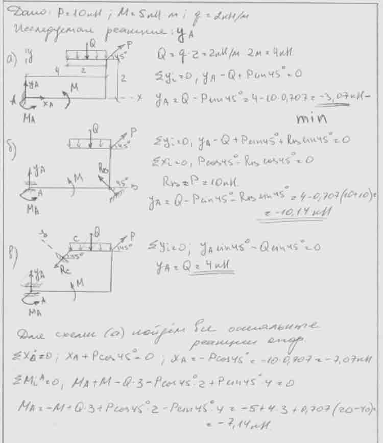 теоретическая механика решебник ргр яблонский